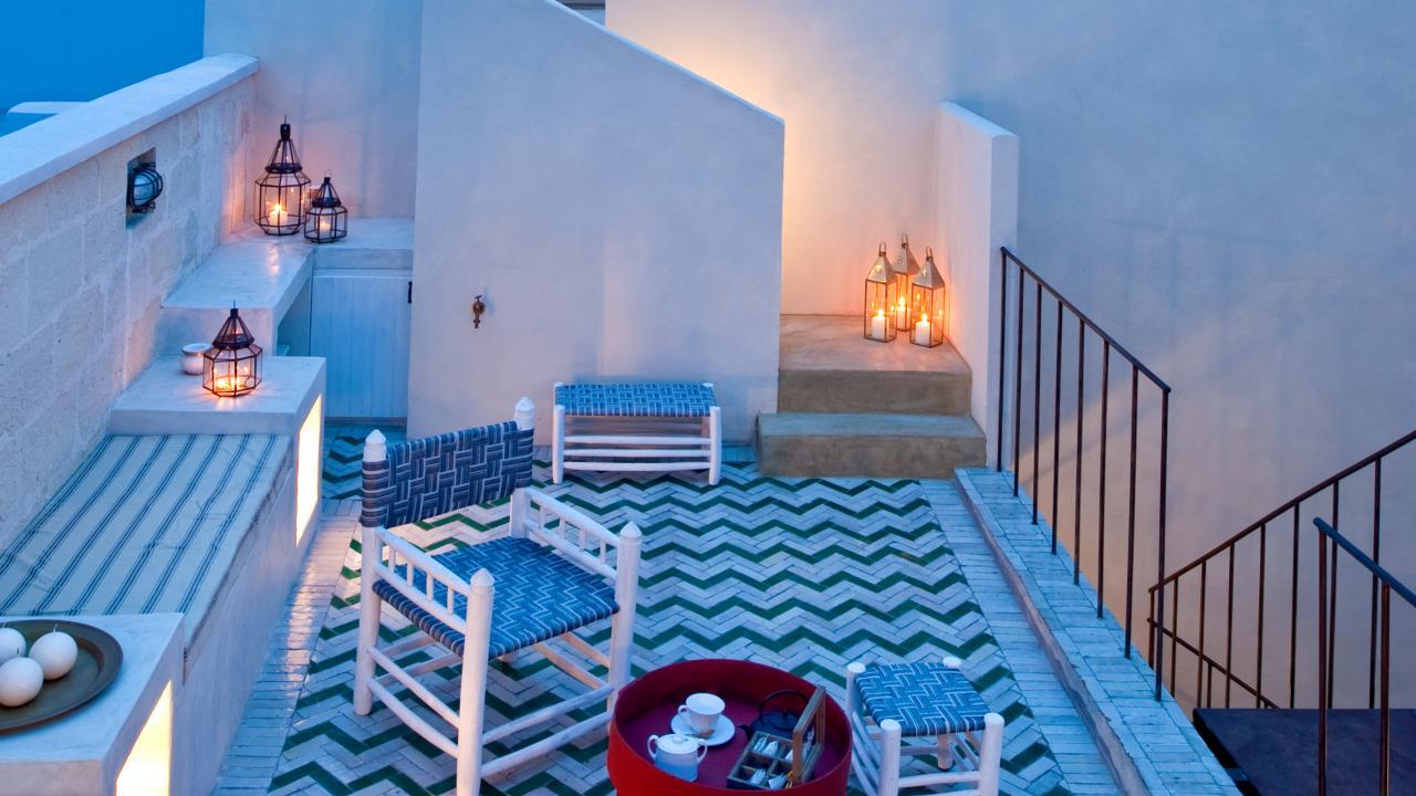 La Casa dell'Arancio: mix mediterraneo nel cuore di Favignana