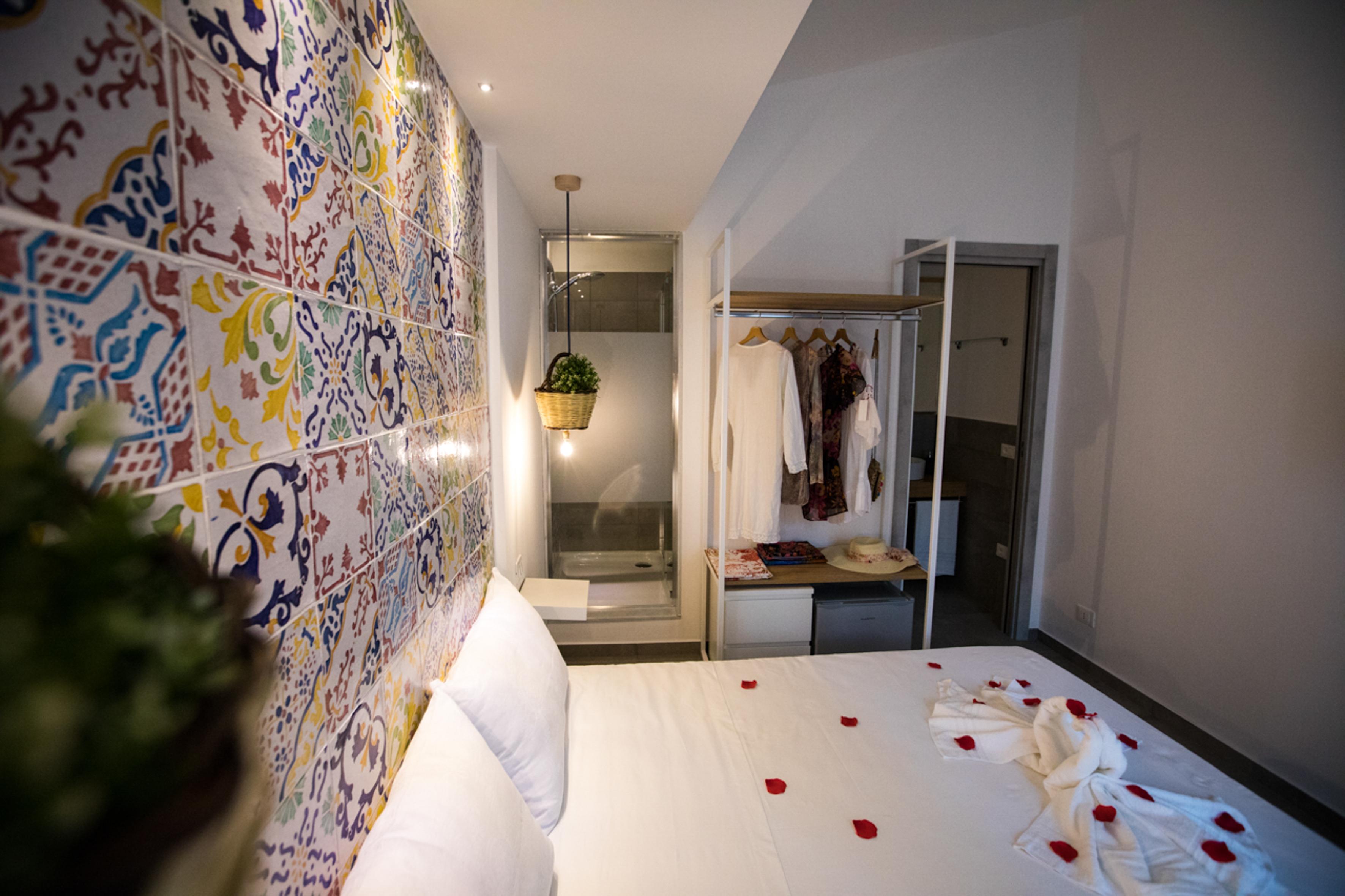 Acquarò Suite Rooms