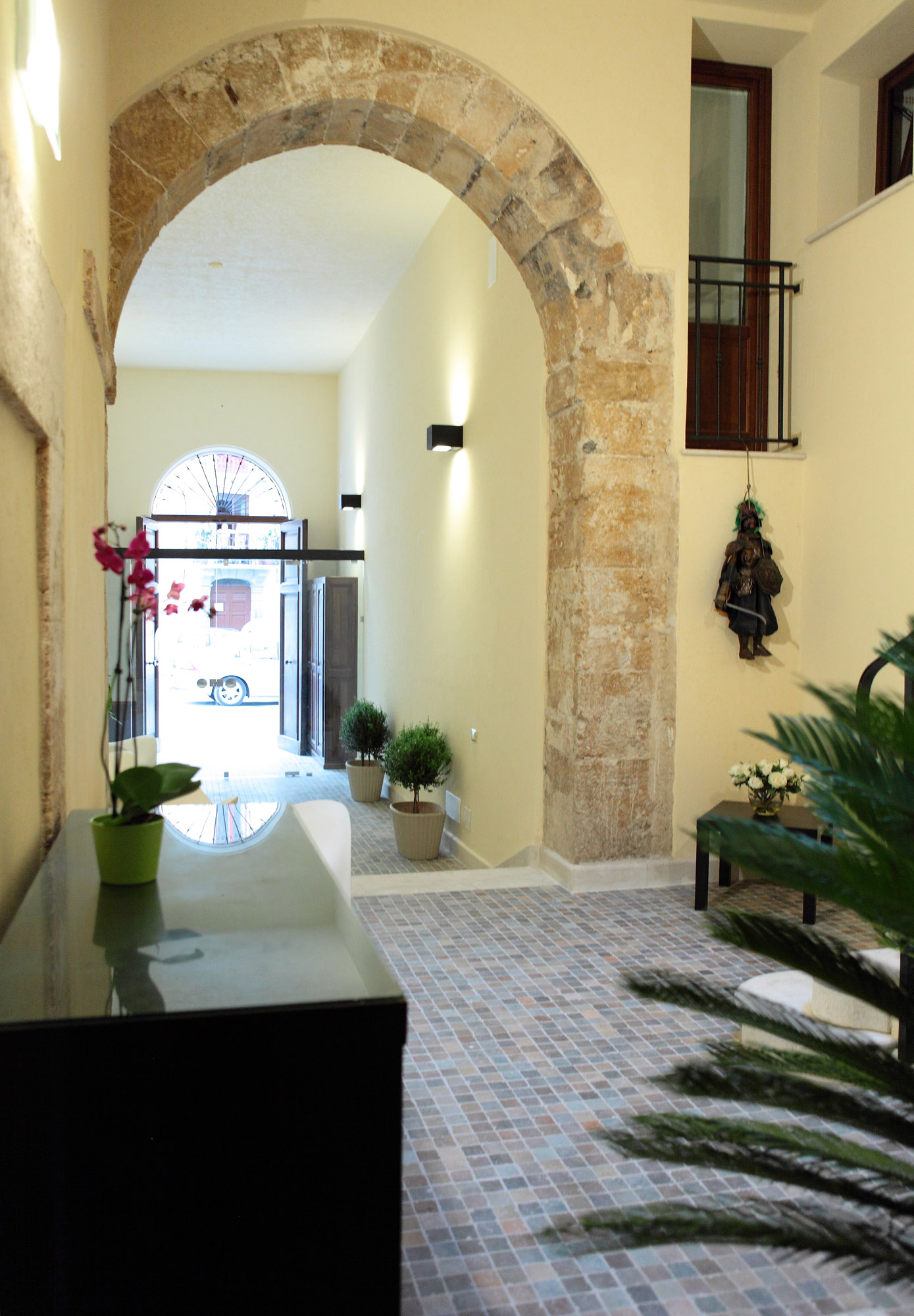 Palazzo Ossuna, appartamenti in residence