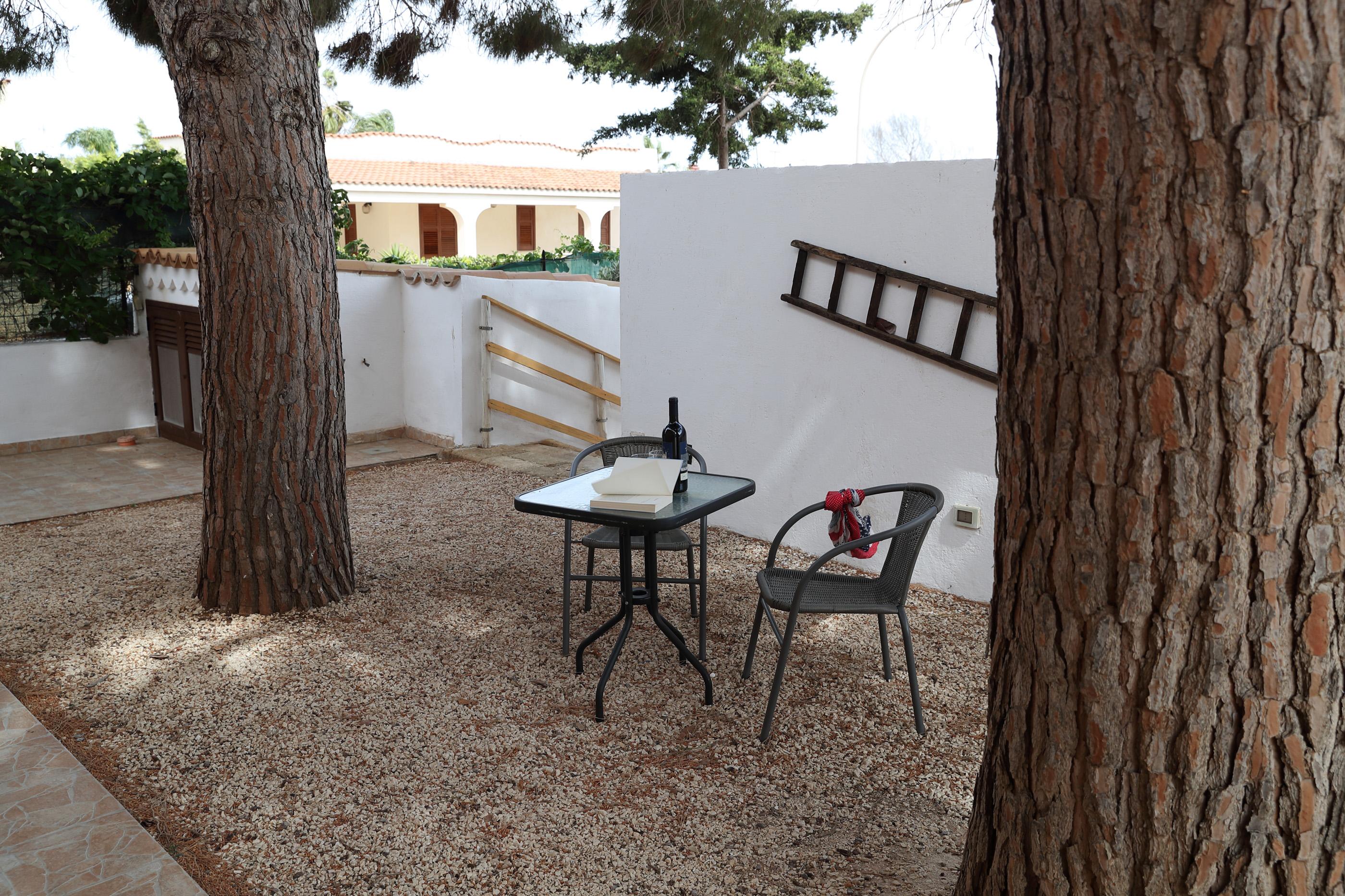 Around San Vito - Villa I Due Pini