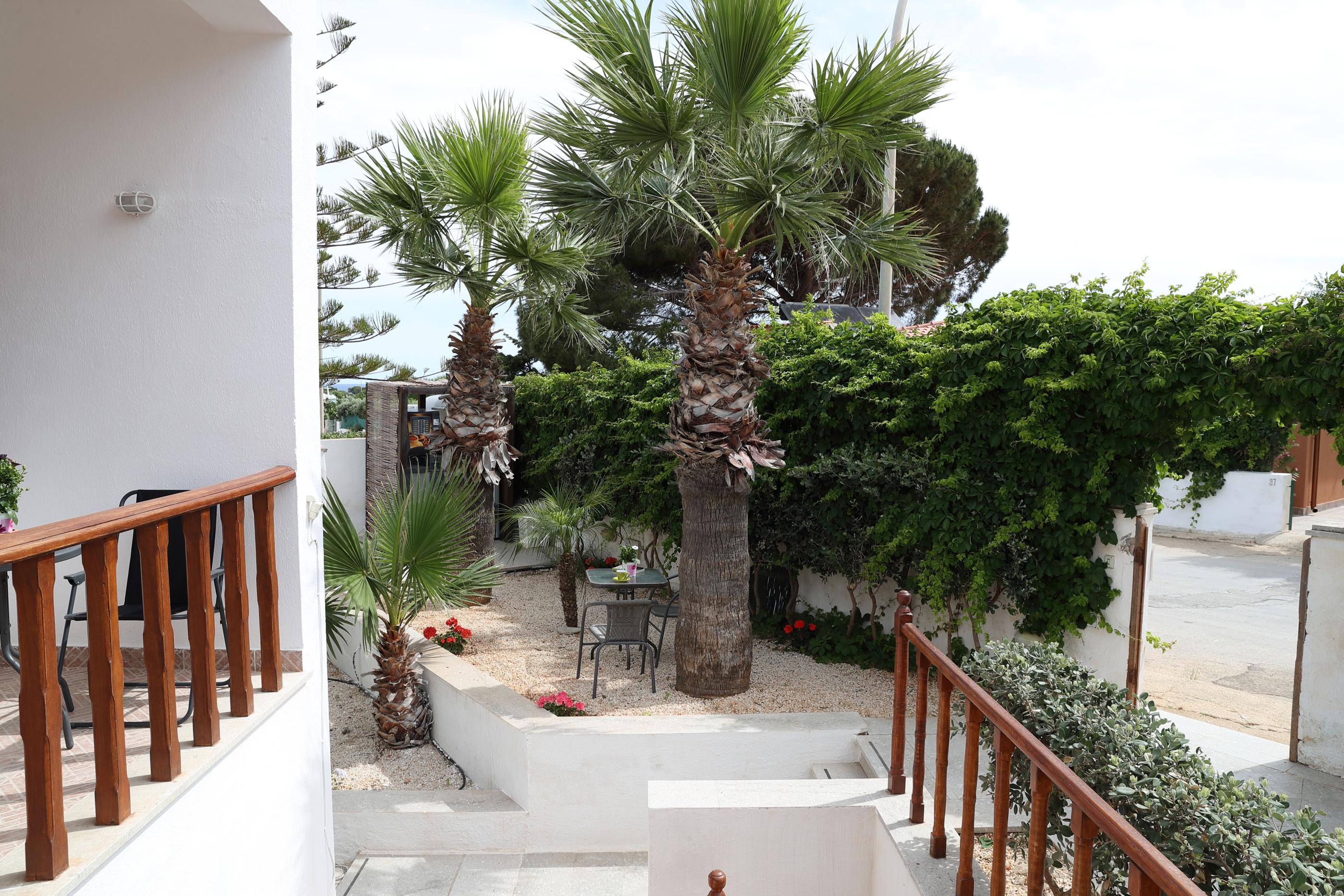 Around San Vito - Villa Maria